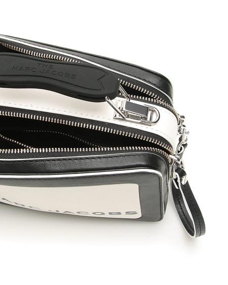 Marc Jacobs The Box Mini Bag - White/Black