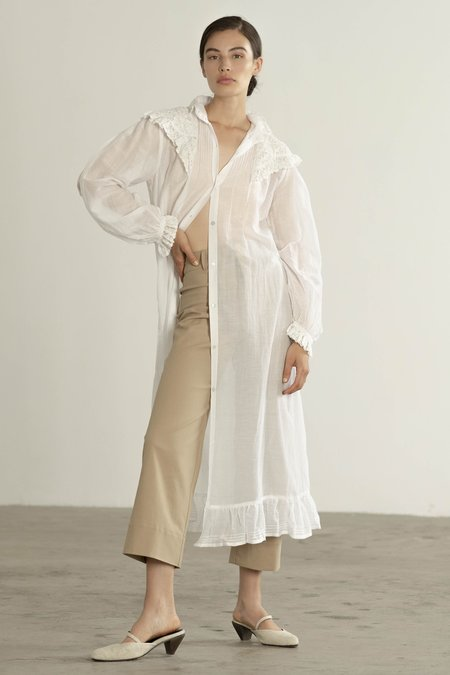 Maria Stanley BENNY DRESS - salt