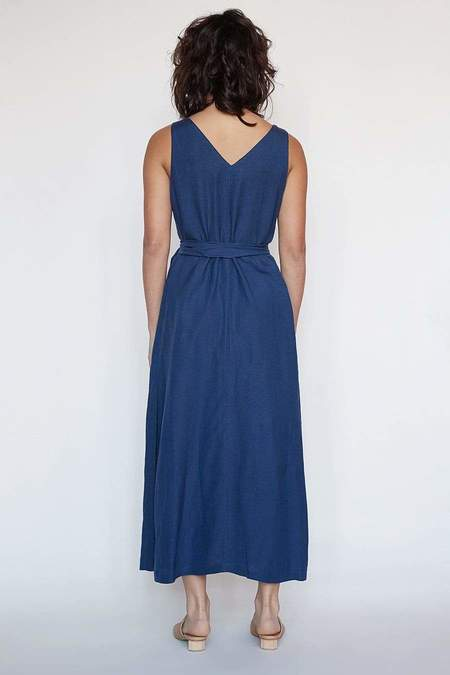 Christine Alcalay Adele Linen Dress