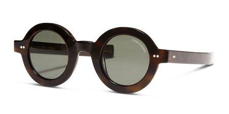 Oliver Goldsmith 1930s eyewear - DARK TORTOISESHELL