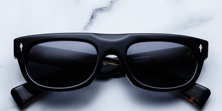 Jacques Marie Mage White Light Glasses