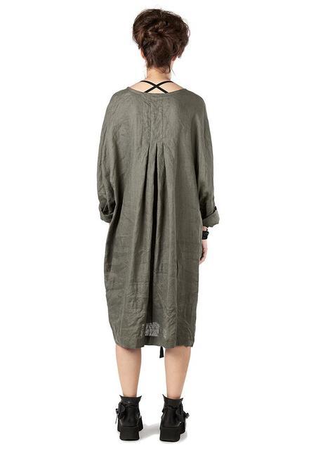 Studio B3 Togga Oversized Linen Dress