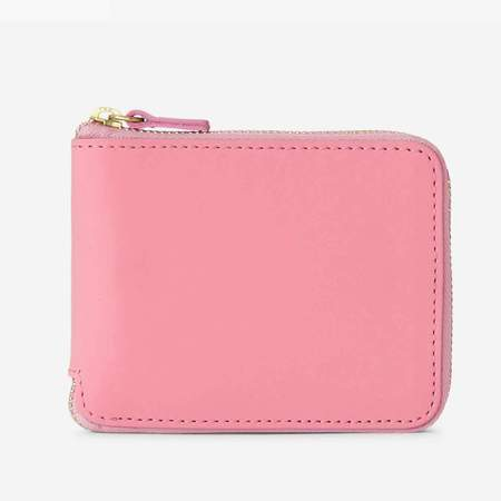 Minor History The Coupe Wallet - Rose
