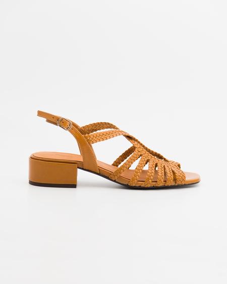 Naguisa Raco Sandals - brown