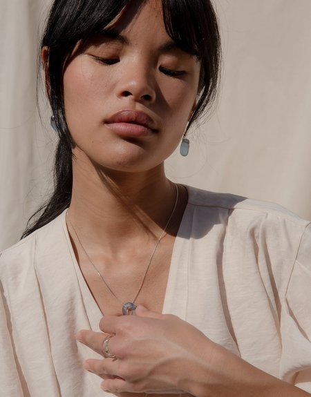Cled Pebble Earrings