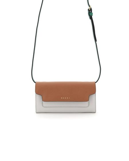 Marni Crossbody Mini Wallet Bag - Multicolor