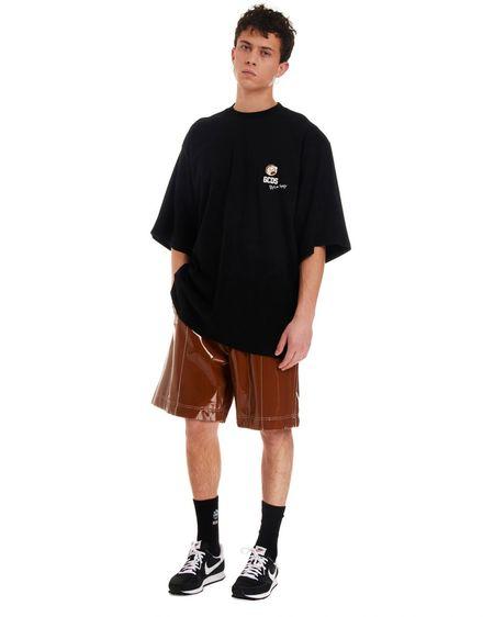 GCDS Rick and Morty T-shirt - Black