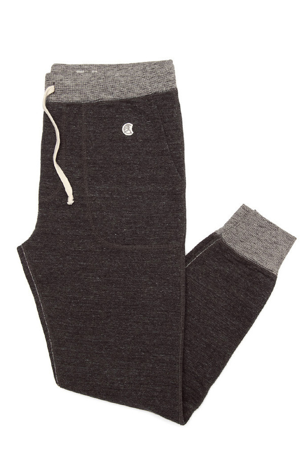 Men's Todd Snyder x Champion Malfile Sweatpant Charcoal