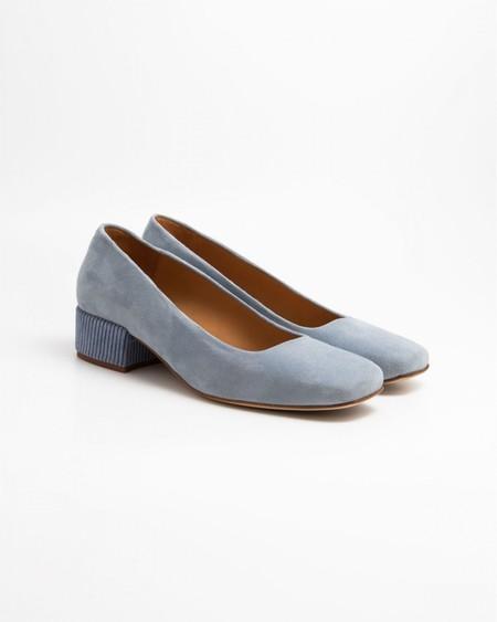 Naguisa Bor Shoes - Blue