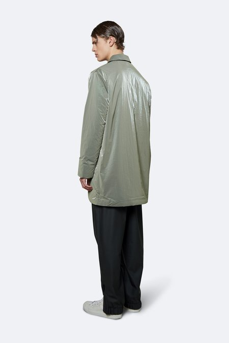 Rains Drifter Mac Jacket - Olive