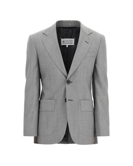 Maison Margiela Classic Mohair Wool Jacket