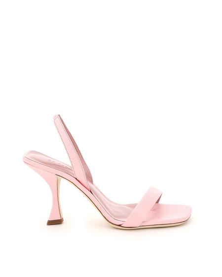 BY FAR Lotta Sandals - Pink