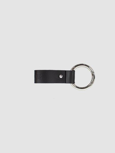 Sonya Lee LEE keychain - Oiled Black
