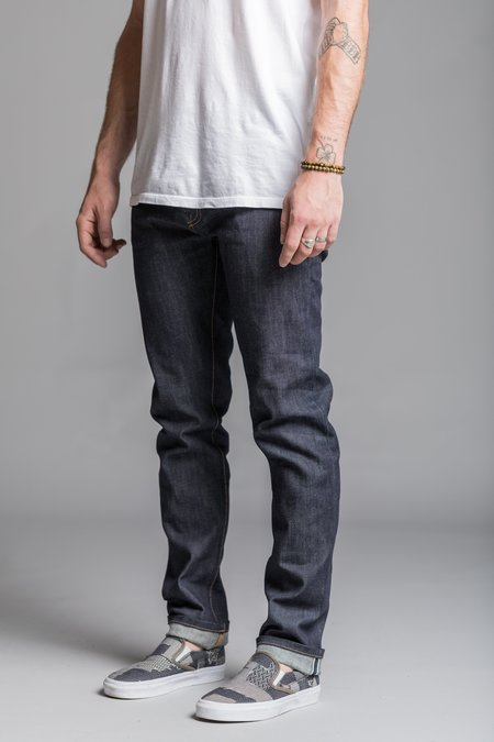 Livid Jeans Edvard Skinny Selvedge Denim - Dry Comfort