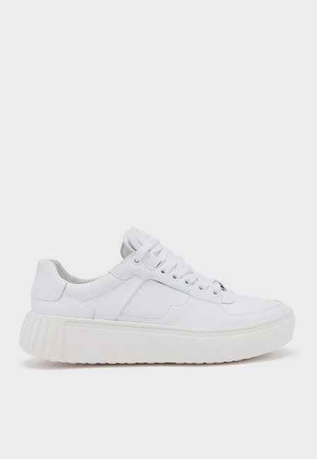 Primury Frank sneakers - white/white