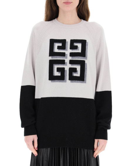 Givenchy Cashmere Sweater with Logo