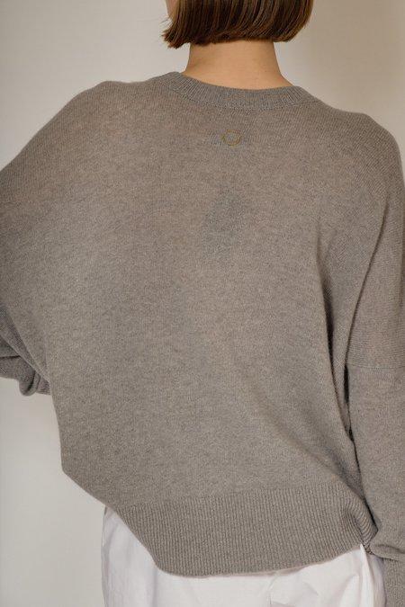 Oyuna Mara Wool Blend Pullover - Shark
