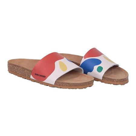 kids Bobo Choses Landscape Sandals - Multicolour