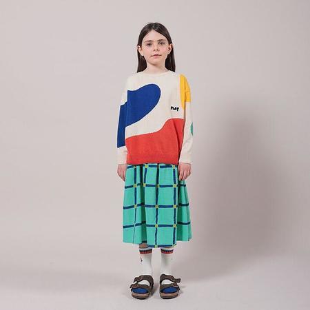 kids Bobo Choses Landscape Pattern Sweater - Multicolour