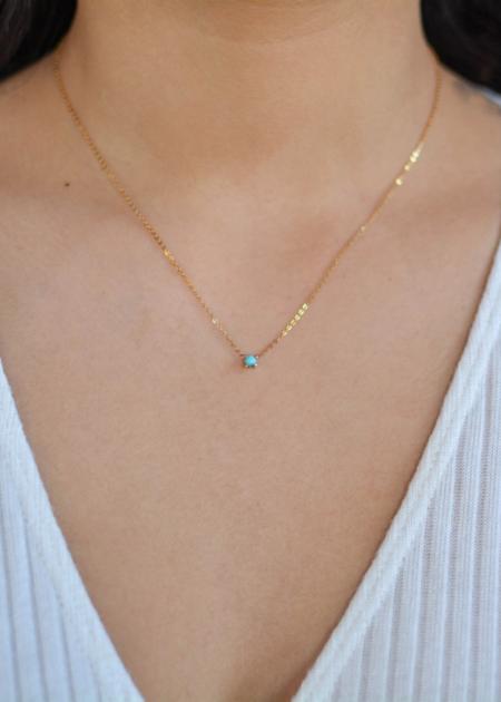 JoeLuc Turquoise Chain