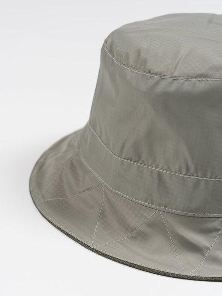 Whim Golf Reversible Bucket Hat - Green/Grey