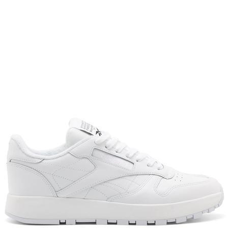 Reebok x Maison Margiela Classic Leather Tabi Sneaker - White