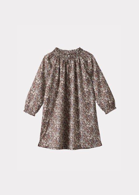 Kids Caramel Arowana Dress - June Meadow Brown