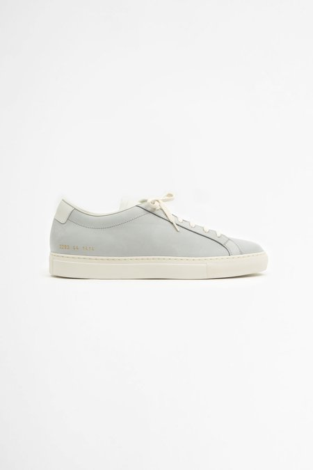 Common Projects Achilles Low Sneakers - Nubuck Ice