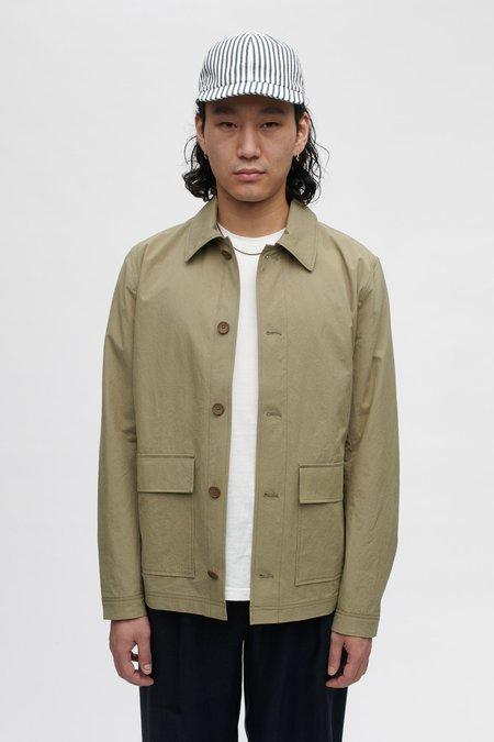 A Kind Of Guise Jakarta Jacket - Washed Olive