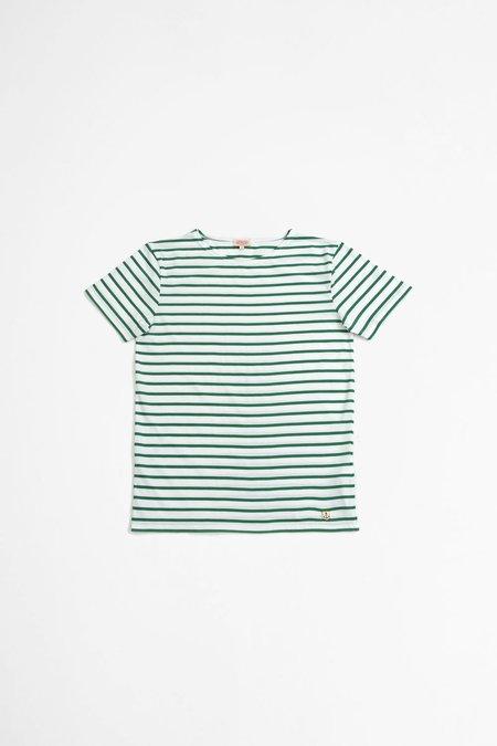 Armor Lux Sailor t-shirt - Hoedic white/billard