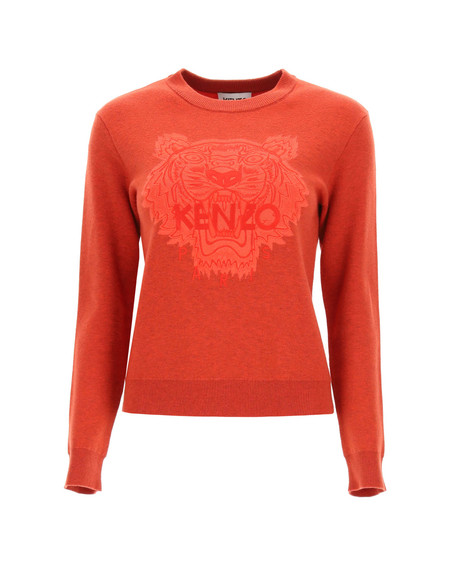 Kenzo Tiger Embroidery Sweater