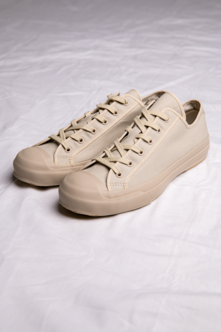 Studio Nicholson Merino Vulcanised Sole Canvas Shoe - Dove