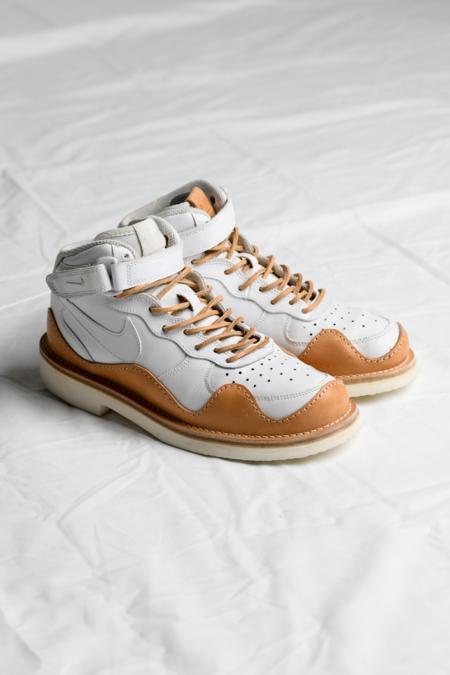 Peterson Stoop Nike Air Force 1 Mid Wavy Sneaker