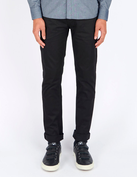 Men's Minimum Norden Chino Black