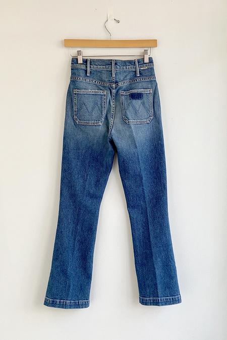 Mother Denim he Hustler Patch Pocket Jean - CDC