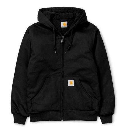 CARHARTT WIP Active Winter Jacket - Black/White