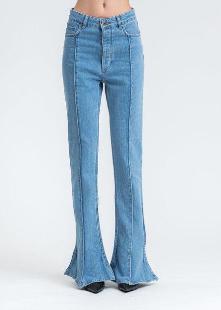 Y/project Trumpet Jeans - Blue