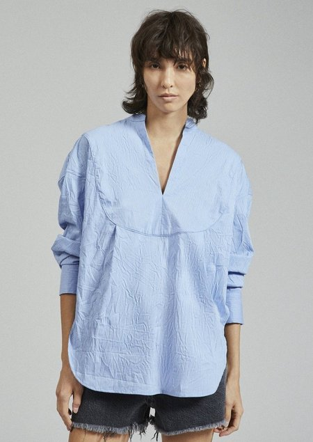 Rachel Comey Calo Top - Blue