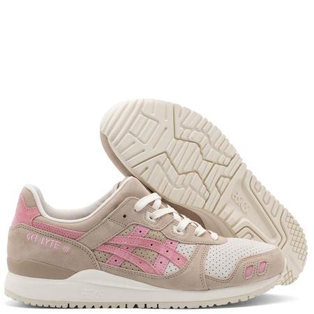 ASICS Gel-Lyte III OG sneakers - Wood Crepe/Plum Blossom