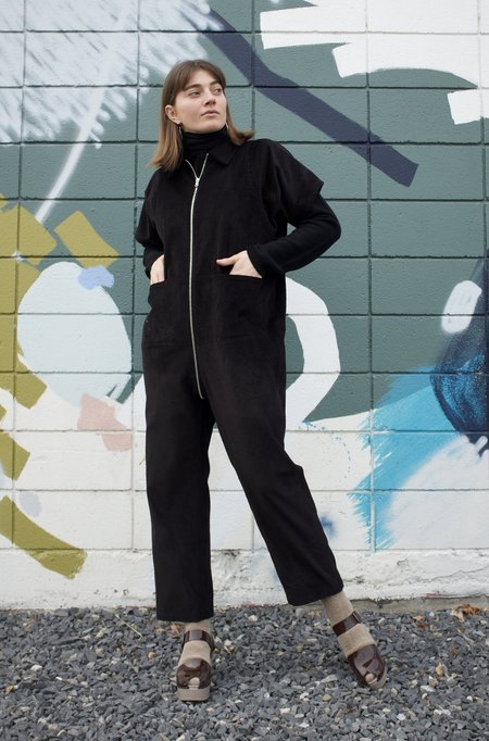 Rachel Comey Barrie Jumpsuit - Coal