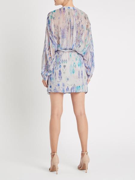 IRO Keita Dress - Multico Blue