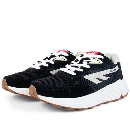 Hi-Tec HTS74 hts shadow rgs sneaker - Black/White/Red