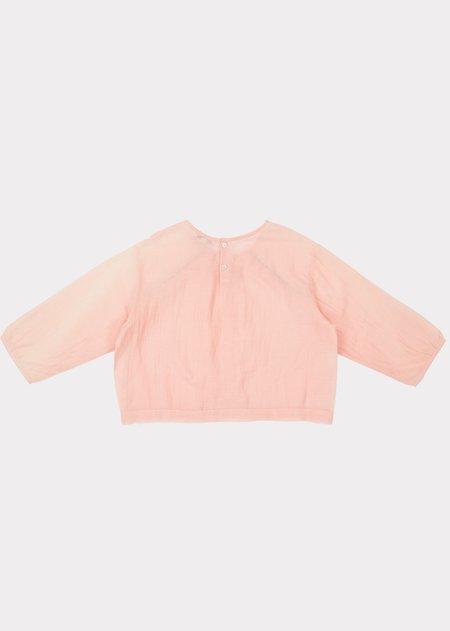 kids Caramel Krill Blouse - Pink