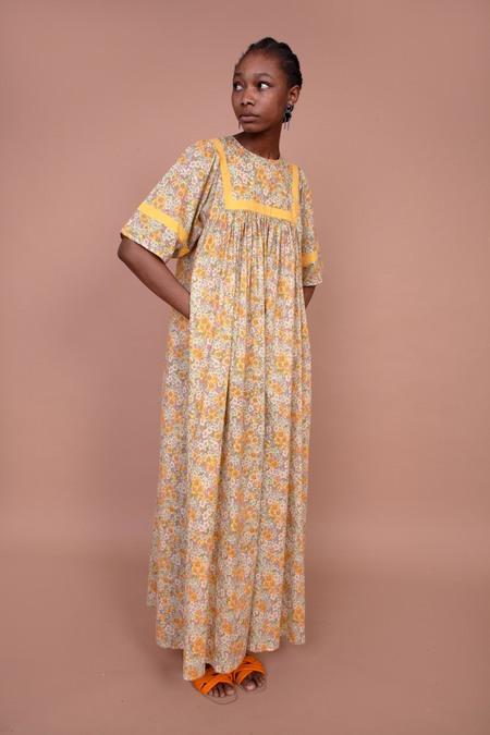 Meadows Heli Dress - Joplin Floral
