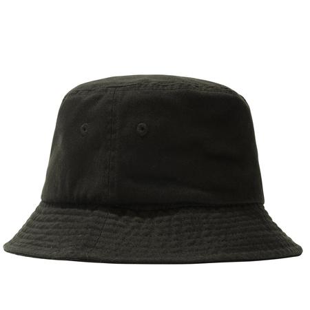 Stüssy stock bucket hat - Black