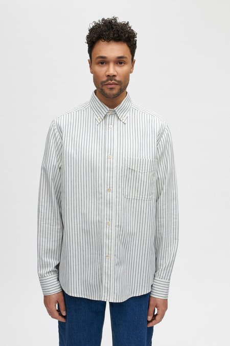 A Kind of Guise Seaton button down shirt - finnish stripe