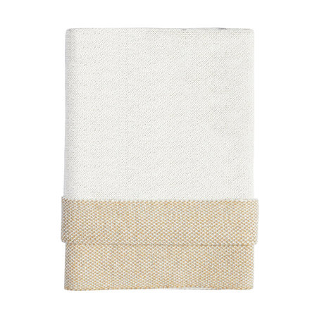 kids moon babe blankets Libra Babe Blanket - ivory/light grey/ochre