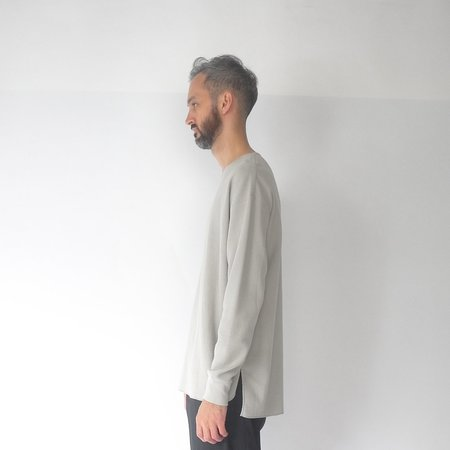 Leo Boutique Thermal Long Sleeve - Gray