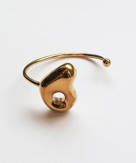 Leigh Miller Moore Bracelet in Gold