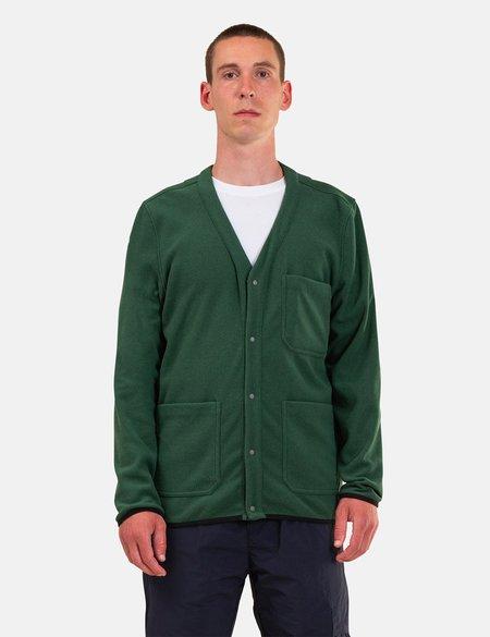 Norse Projects Vidar Fleece Jacket - Dartmouth Green